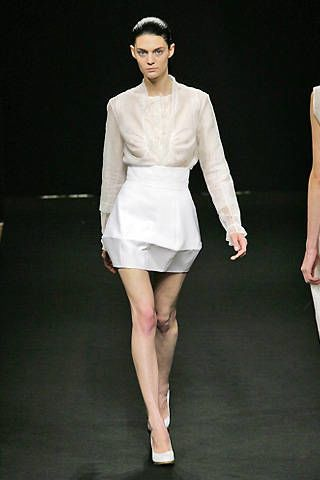 Anne ValÃ{{{copy}}}rie Hash Spring 2008 Ready-to-wear Collections - 002