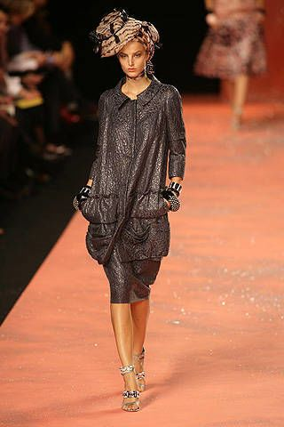 Christian Lacroix Spring 2008 Ready&#45&#x3B;to&#45&#x3B;wear Collections &#45&#x3B; 002