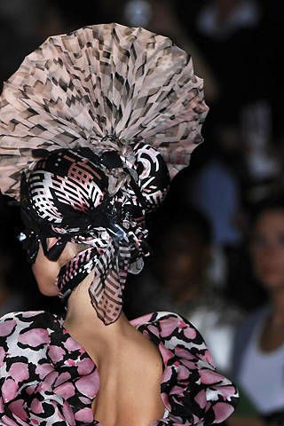 Christian Lacroix Spring 2008 Ready-to-wear Detail - 002