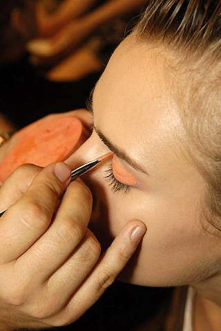 Dries Van Noten Spring 2008 Ready-to-wear Backstage - 003