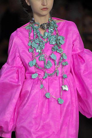 Giambattista Valli Spring 2008 Ready-to-wear Detail - 002
