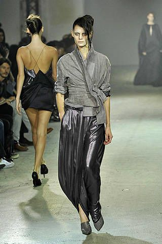 Haider Ackermann Spring 2008 Ready-to-wear Collections - 003