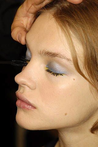 Karl Lagerfeld Spring 2008 Ready-to-wear Backstage - 002