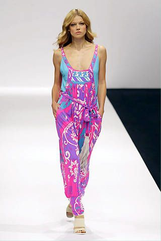 Leonard Spring 2008 Ready-to-wear Collections - 003