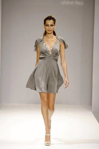 Afshin Feiz Spring 2008 Ready-to-wear Collections - 002