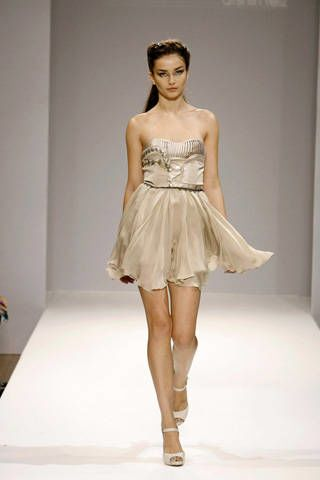 Afshin Feiz Spring 2008 Ready-to-wear Collections - 003
