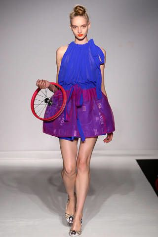 Avsh Alom Spring 2008 Ready-to-wear Collections - 003