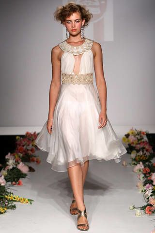 Julia Clancey Spring 2008 Ready-to-wear Collections - 002