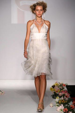 Julia Clancey Spring 2008 Ready-to-wear Collections - 003