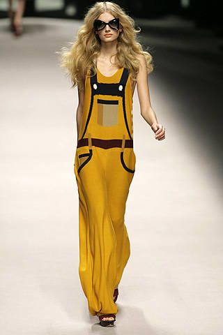 Sonia Rykiel Spring 2008 Ready-to-wear Collections - 002