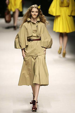 Sonia Rykiel Spring 2008 Ready-to-wear Collections - 003