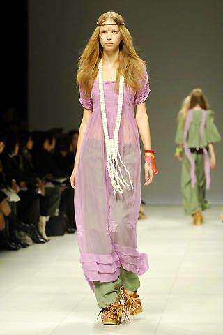 Zucca Spring 2008 Ready-to-wear Collections - 002