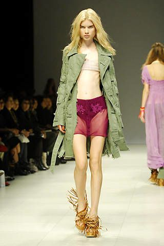 Zucca Spring 2008 Ready-to-wear Collections - 003