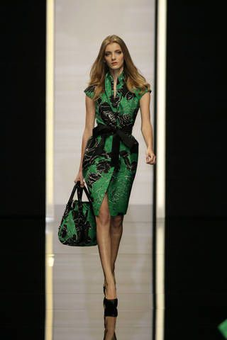 Elie Saab Spring 2008 Ready-to-wear Collections - 002