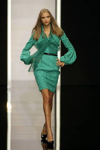 Elie Saab Spring 2008 Ready-to-wear Collections - 003