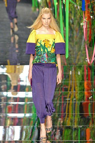 Kenzo Spring 2008 Ready-to-wear Collections - 002