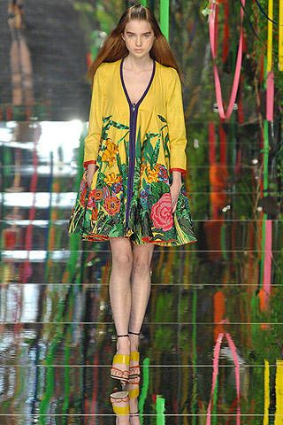 Kenzo Spring 2008 Ready-to-wear Collections - 003