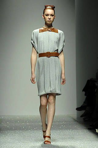 Martin Grant Spring 2008 Ready-to-wear Collections - 003