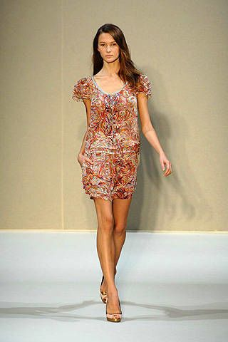 Collette Dinnigan Spring 2008 Ready-to-wear Collections - 002