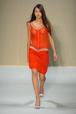 Collette Dinnigan Spring 2008 Ready-to-wear Collections - 003