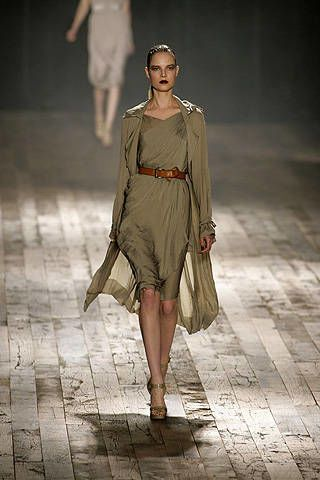 Lanvin Spring 2008 Ready-to-wear Collections - 002