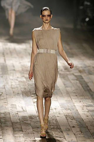 Lanvin Spring 2008 Ready-to-wear Collections - 003
