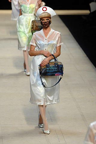 Louis Vuitton Spring 2008 Ready-to-wear Collections - 002