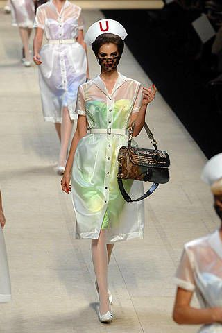 Louis Vuitton Spring 2008 Ready-to-wear Collections - 003