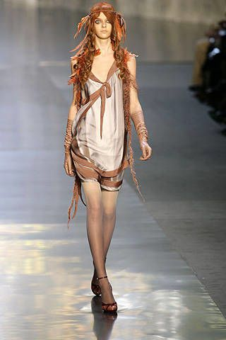 Nina Ricci Spring 2008 Ready-to-wear Collections - 002