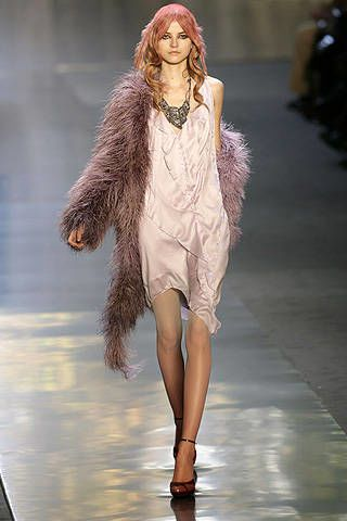 Nina Ricci Spring 2008 Ready-to-wear Collections - 003
