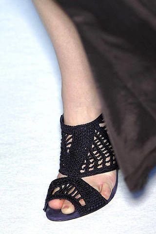 Vanessa Bruno Spring 2008 Ready-to-wear Detail - 002