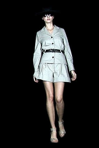 Hussein Chalayan Spring 2008 Ready-to-wear Collections - 002