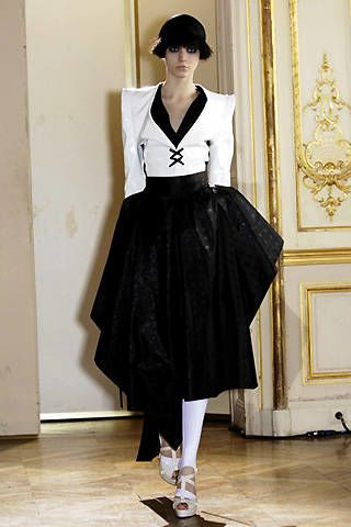 Boudicca Spring 2008 Haute Couture Collections - 003