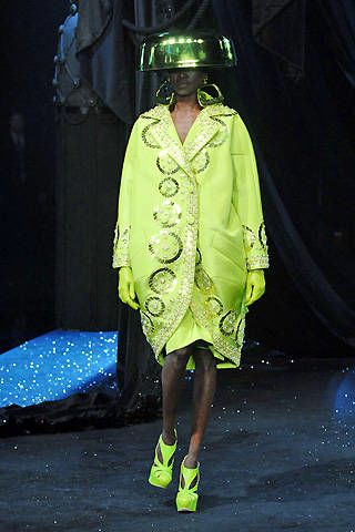 Christian Dior Spring 2008 Haute Couture Collections - 002