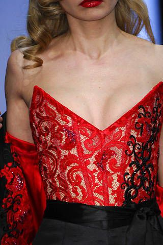 Eymeric Francois Spring 2008 Haute Couture Detail - 002