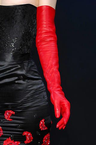Eymeric Francois Spring 2008 Haute Couture Detail - 003
