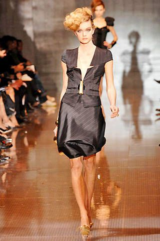 Giorgio Armani PrivÃ{{{copy}}} Spring 2008 Haute Couture Collections - 002