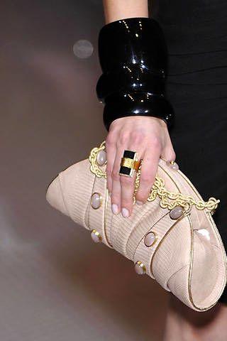 Giorgio Armani PrivÃ{{{copy}}} Spring 2008 Haute Couture Detail - 003