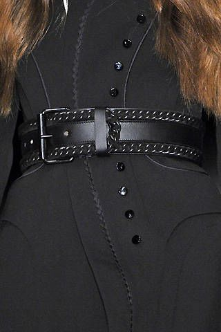 Givenchy Spring 2008 Haute Couture Detail - 003