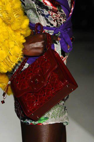 Maurizio Galante Spring 2008 Haute Couture Detail - 002