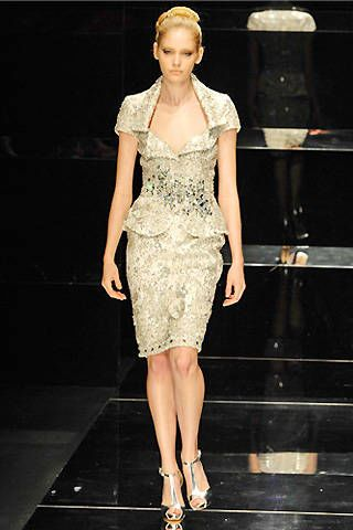 Elie Saab Spring 2008 Haute Couture Collections - 002