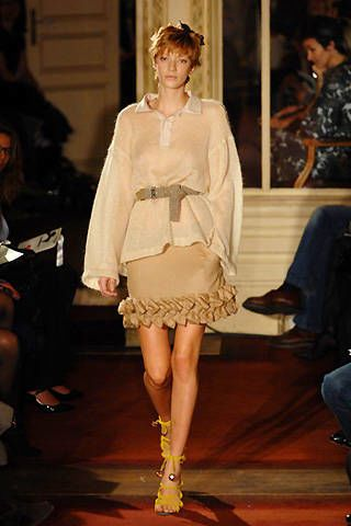 Alexis Mabille Spring 2008 Haute Couture Collections - 002
