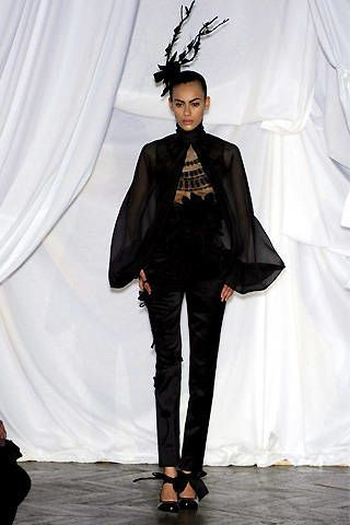 Josep Font Spring 2008 Haute Couture Collections - 002