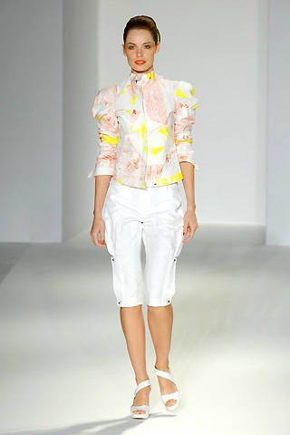 Lefranc Ferrant Spring 2008 Haute Couture Collections &#45&#x3B; 002