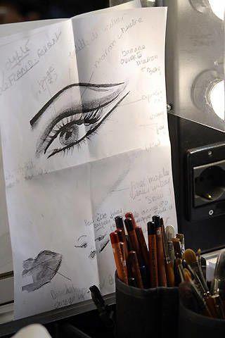 Lefranc Ferrant Spring 2008 Haute Couture Backstage - 002