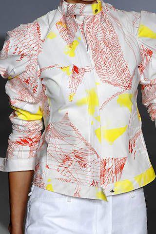 Lefranc Ferrant Spring 2008 Haute Couture Detail - 002