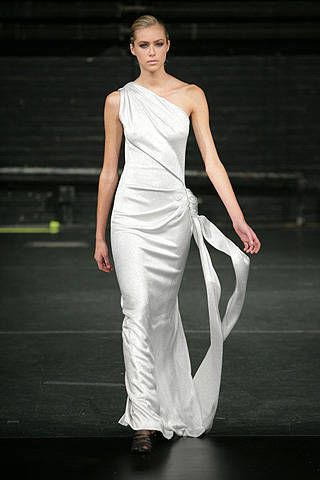 Douglas Hannant Fall 2008 Ready-to-wear Collections - 002