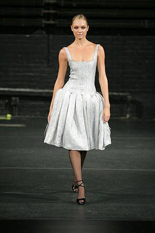 Douglas Hannant Fall 2008 Ready-to-wear Collections - 003