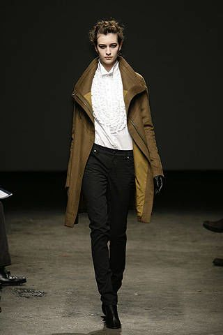 Yigal Azrouël Fall 2008 Ready-to-wear Collections - 002