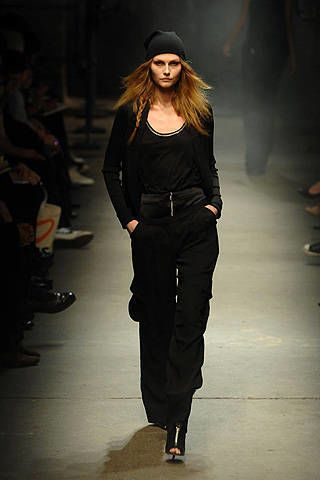 Alexander Wang Fall 2008 Ready-to-wear Collections - 003